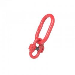 Kit maille de tête + maillon coupling pour bennes 350-500L Secatol